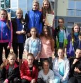 Wolińscy gimnazjaliści zwycięzcami drużynowych mistrzostw powiatu w lekkiej atletyce