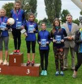 Kolejne zwycięstwo wolińskich gimnazjalistów w biegach przełajowych