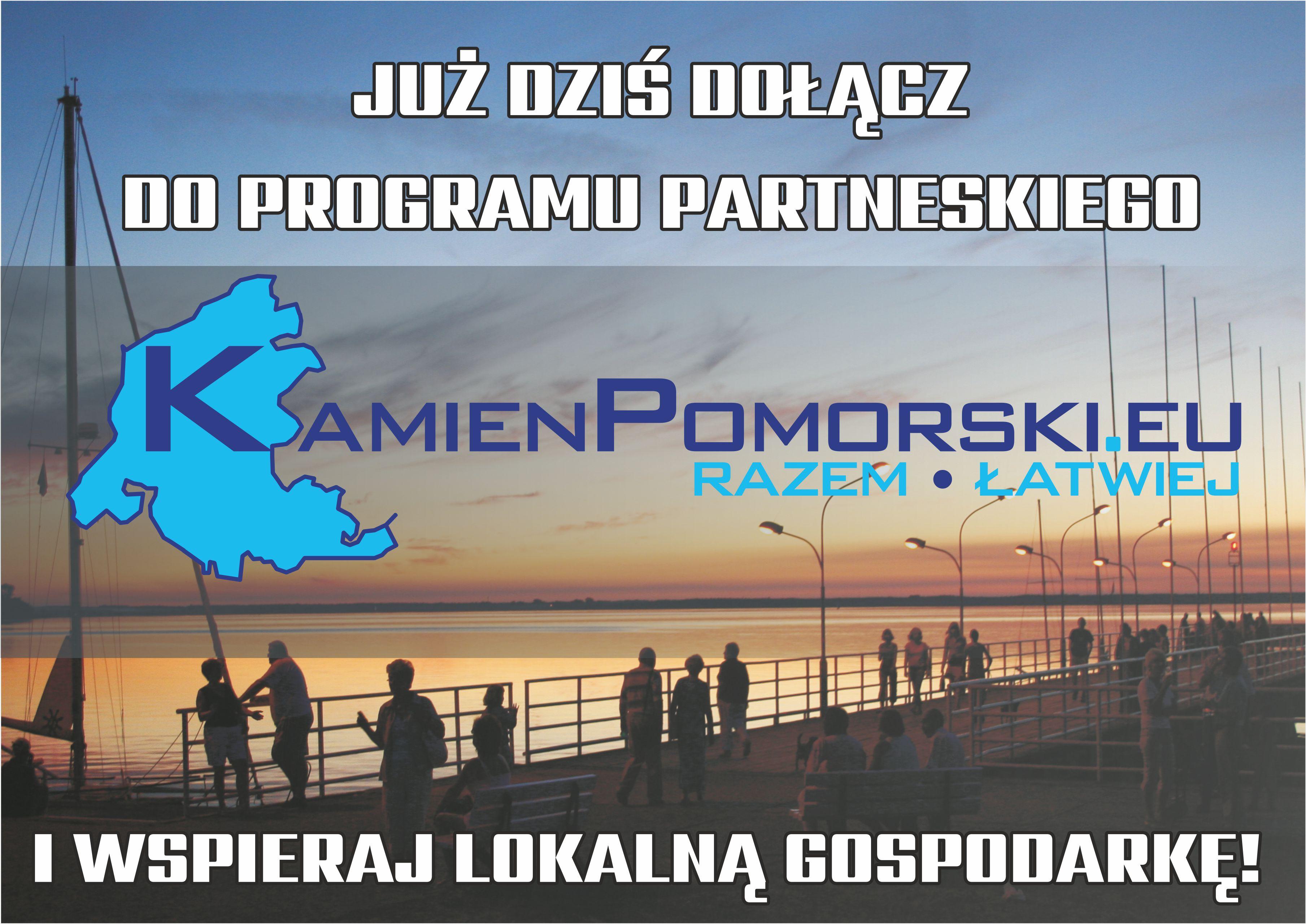 """Wspierajmy lokalną gospodarkę – program Partnerski """"Razem Łatwiej!"""""""