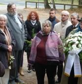 Delegacja Gminy Wolin  oddała hołd Ofiarom Obozu Koncentracyjnego w Peenemünde