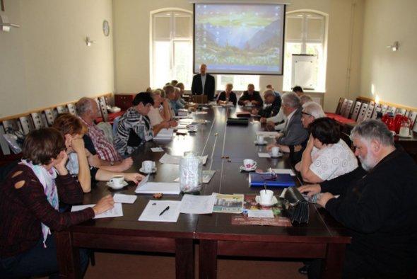 XXIII Walne Zebranie Członków Stowarzyszenia Sołtysów Ziemi Wolińskiej