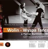 Ogólnopolski Turniej Tańca Towarzyskiego o Puchar Burmistrza Wolina.