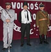 Gala upamiętniająca odzyskanie niepodległości w Gimnazjum w Świerznie