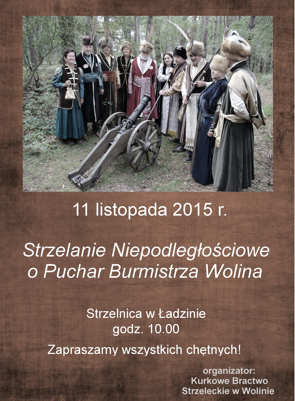 Bractwo Kurkowe zaprasza do Ładzina