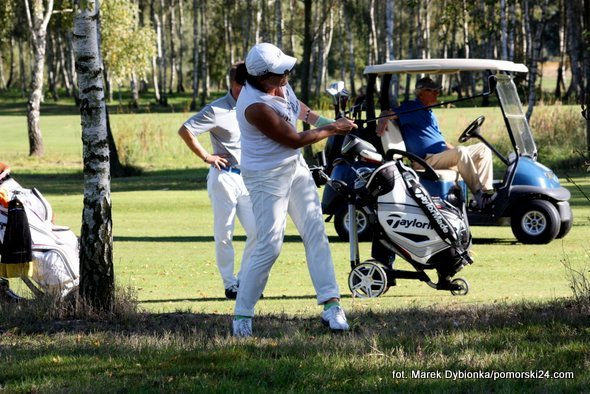 Turniej w Grębowie i w Kołczewie kończący owocny sezon golfowy…