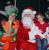 Mikołaj zawitał do Kołczewa i … Będzie się działo w świetlicy wiejskiej w Kołczewie