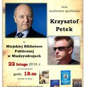 Odkrywca źródeł Amazonki – Jacek Pałkiewicz w bibliotece w Międzyzdrojach