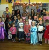 Bal karnawałowy dla dzieci i młodzieży w Świerznie