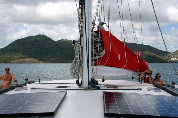 Sputnikiem dookoła Ziemi – polskie Karaiby