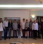Pierwsze spotkanie z projektantami międzyzdrojskiego skateparku z udziałem młodzieży!