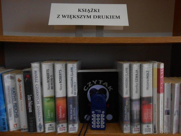 Nowe propozycje kamieńskiej Biblioteki