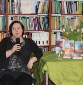 """""""Na pograniczu"""" – spotkanie autorskie z Dorotą Schrammek."""