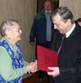 90. urodziny Pani Wandy Lemantowicz