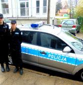 Klasa mundurowa na praktyce w komendzie policji