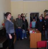 Wychowankowie OREW-u z wizytą w bibliotece