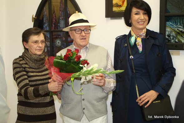 Wystawa malarstwa i grafiki Leszka Króla