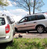 Groźny wypadek w Kamieniu Pomorskim