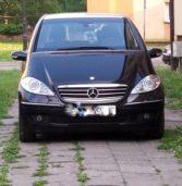 Kolejny mistrz parkowania!