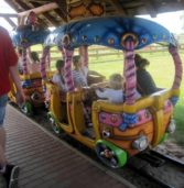Radosny,  słoneczny i pełen zabawy Dzień Dziecka we Wrzosowie