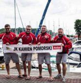 Amica JKKP Team wygrywa regaty Polskiej Ekstraklasy Żeglarskiej w Świnoujściu