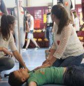 Uczniowie Gimnazjum w Świerznie stawiają na zdrowy styl życia