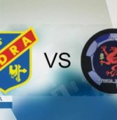 Uwaga : Transmisja w TVP3 : mecz barażowy : OKS Odra Opole vs Vineta Wolin