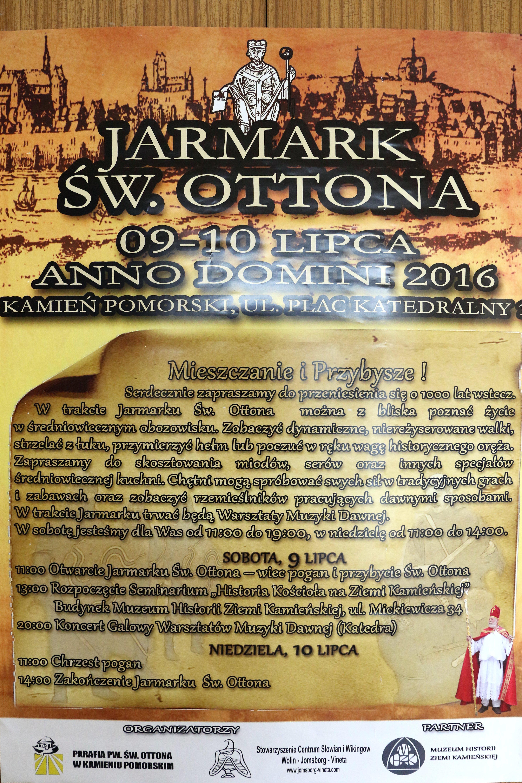 Kamieński Jarmark Św. Ottona