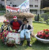 I jak tu nie można było odwiedzić sobotnich Dożynek we Wrzosowie!…