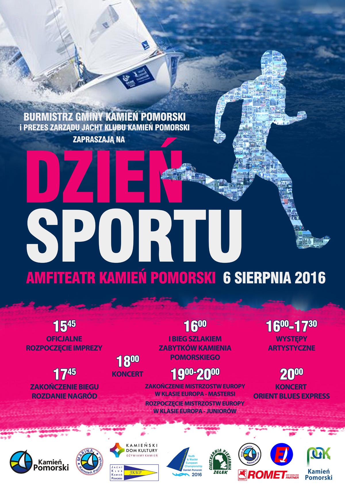 I Bieg Szlakiem Zabytków Kamienia Pomorskiego & Mistrzostwa Europy w Klasie Europa