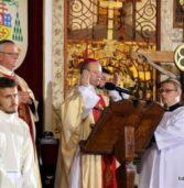 Msza św. w kamieńskiej Katedrze na żywo w Telewizji Trwam i Rozmowy Niedokończone w Radio Maryja