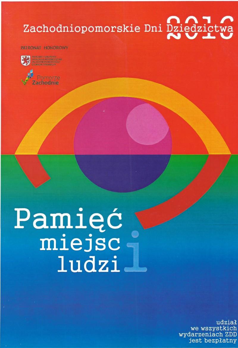 Zachodniopomorskie Dni Dziedzictwa 2016