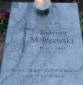 Kwesta na kamieńskim cmentarzu już 1 listopada