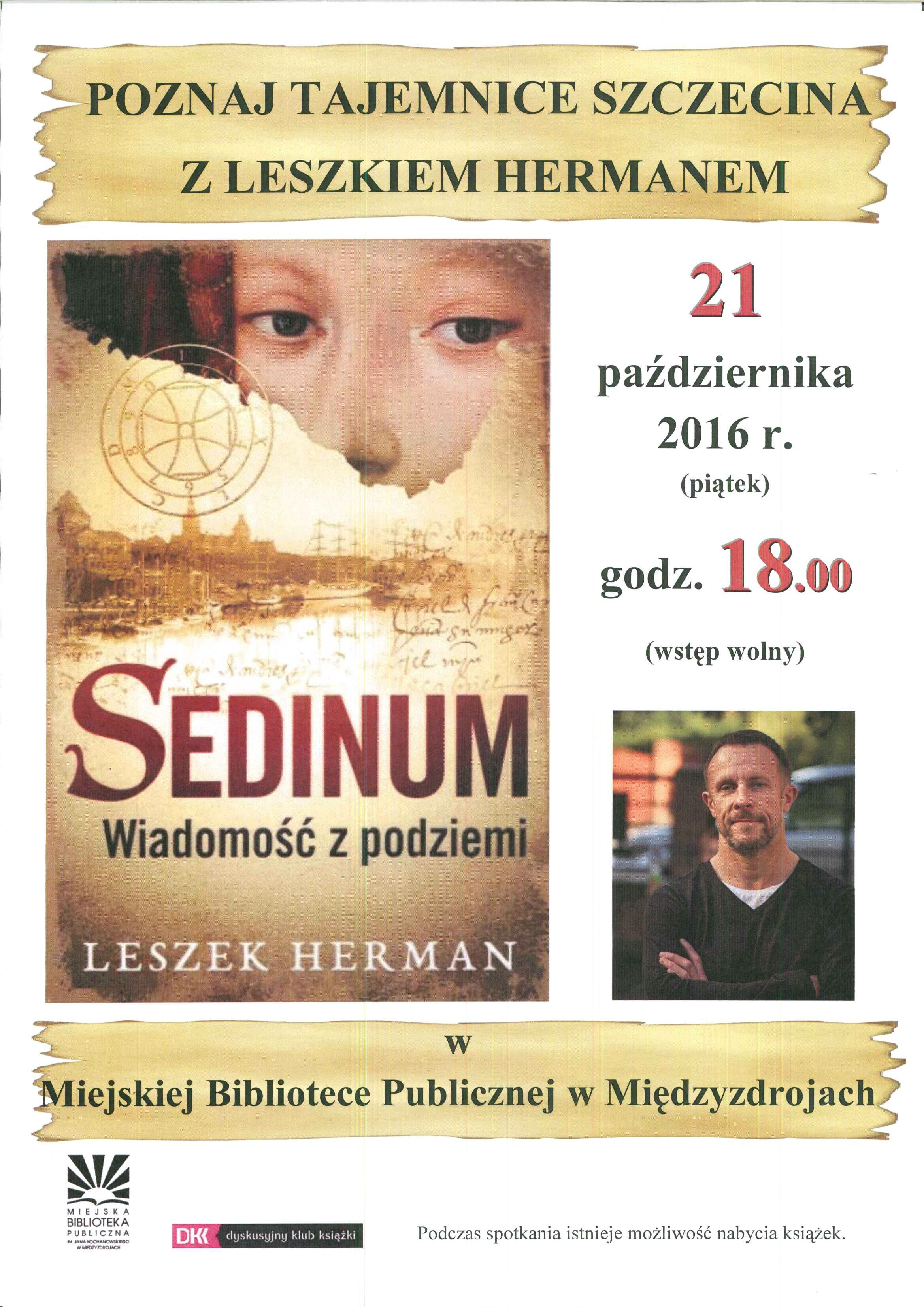 Poznaj tajemnice Szczecina z Leszkiem Hermanem