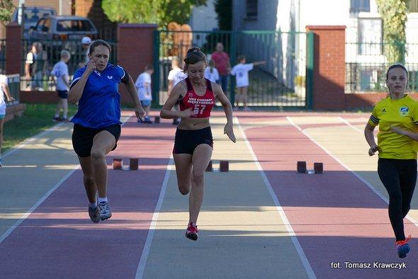 II Zawody z cyklu Międzyzdrojskich Czwartków Lekkoatletycznych