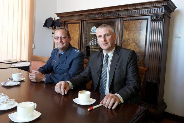 Burmistrz Kamienia Pomorskiego wspiera działania w ramach Rządowego Programu Pracy Więźniów