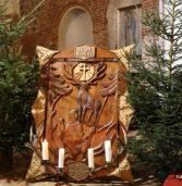 Dasz bór – myśliwi w katedrze