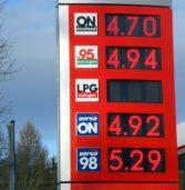 Kierowcy – ceny paliw idą drastycznie w górę!