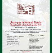 Najpiękniejsza muzyka bożonarodzeniowa w CWM Grodno