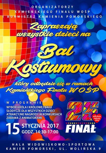Bal Kostiumowy 2017