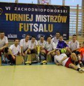 VI Zachodniopomorskim Mistrzem Futsalu została Medicina!