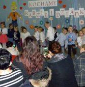 Dzień Babci i Dziadka w Szkole Podstawowej w Gostyniu