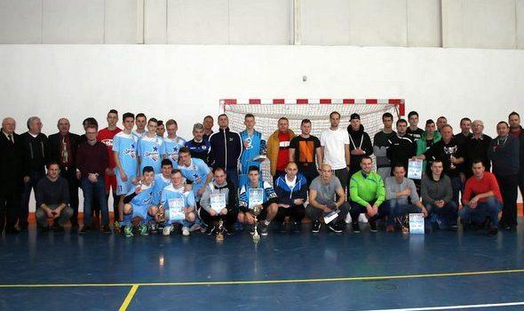 III Memoriał im. Tadeusza Mandziaka w Halowej Piłce Nożnej