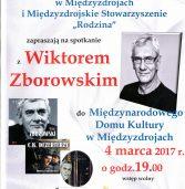 """""""Mistrzowskie czytanie"""" z Wiktorem Zborowskim"""