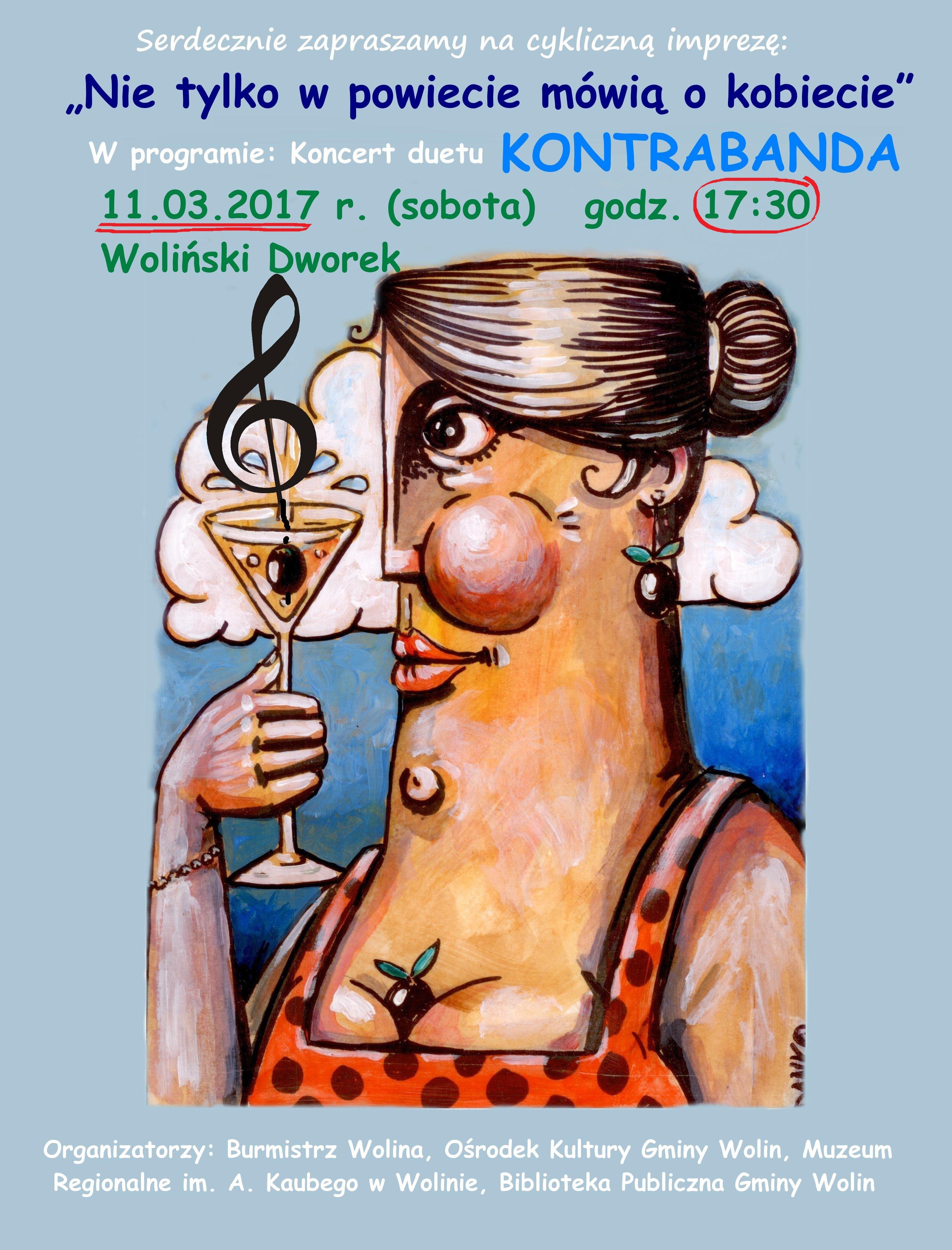 Dzień Kobiet Wolin 2017