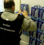 Nielegalny alkohol w Wolinie