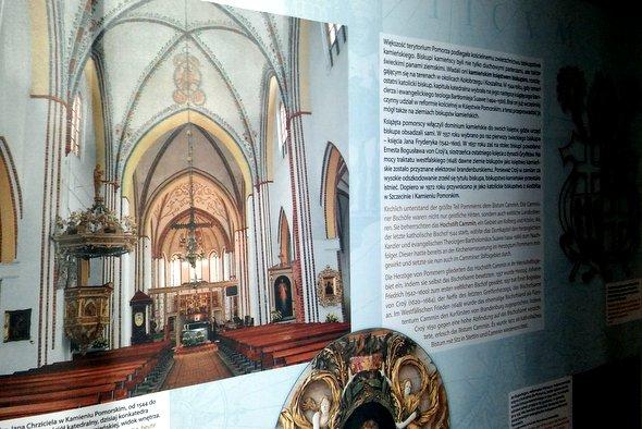 Kolejna wystawa w Muzeum Historii Ziemi Kamieńskiej.