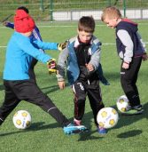 Pierwszy trening z Pogoń Szczecin Football Schools za nami