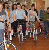 Rowery rehabilitacyjne dla uczniów kamieńskiego OREW