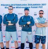 Udany start Amica JKKP Team w Polskiej Ekstraklasie Żeglarskiej