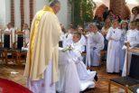 Pierwsza Komunia święta w kamieńskiej Katedrze (I tura)